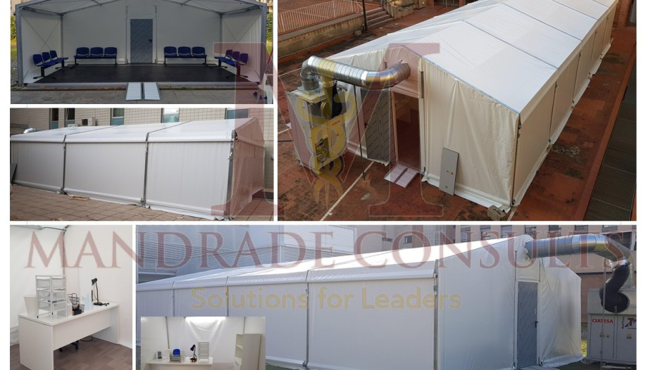 MANDRADE CONSULTS - FIELD SOLUTIONS - FIELD HOSPITALS - MILITARY CAMPS - FIELD TENTS & MANDRADE CONSULTS - FIELD SOLUTIONS - FIELD HOSPITALS - MILITARY ...